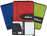 Eclipse Mesh 11 X 8.5 Zippered Portfolios